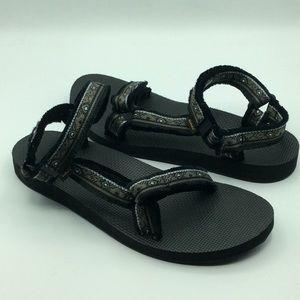 Teva Maressa Universal Original Black Sandal